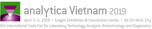 logo ANALYTICA VIETNAM 2019