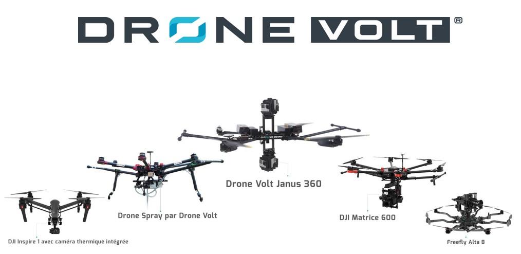 DroneVolt