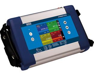 Instrument portable multifonction pour l'étalonnage sur site WIKA